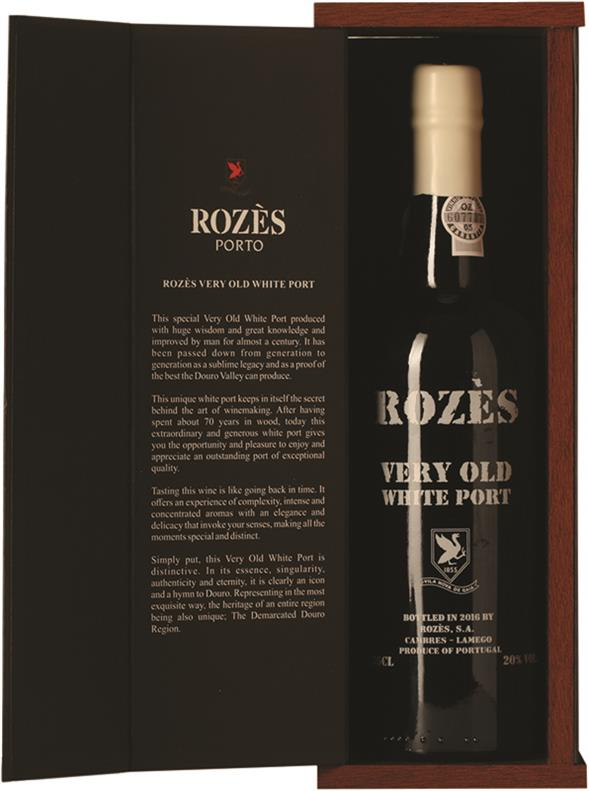 Rozès Very old White Port